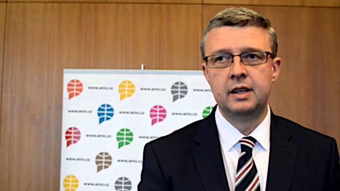 Předseda představenstva AMSP Karel Havlíček