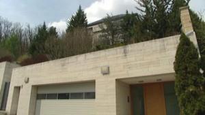 Jeden z nejznámějších kusů zabaveného majetku, vila Radovana Krejčíře.