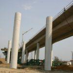 výstavba dálnice, liniová stavba