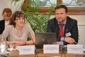 Pavlína Žáková, ekonomická poradkyně zastoupení Evropské komise v Praze