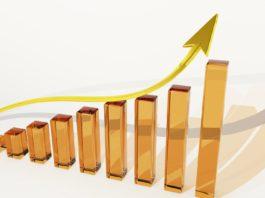 růst, graf,