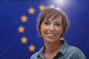 Martina Dlabajová. Europoslankyně ANO