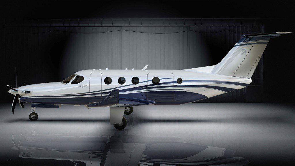 Cessna Denali. foto: Textron Aviation