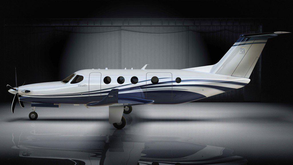 Cessna Denali. foto: Textron Aviation