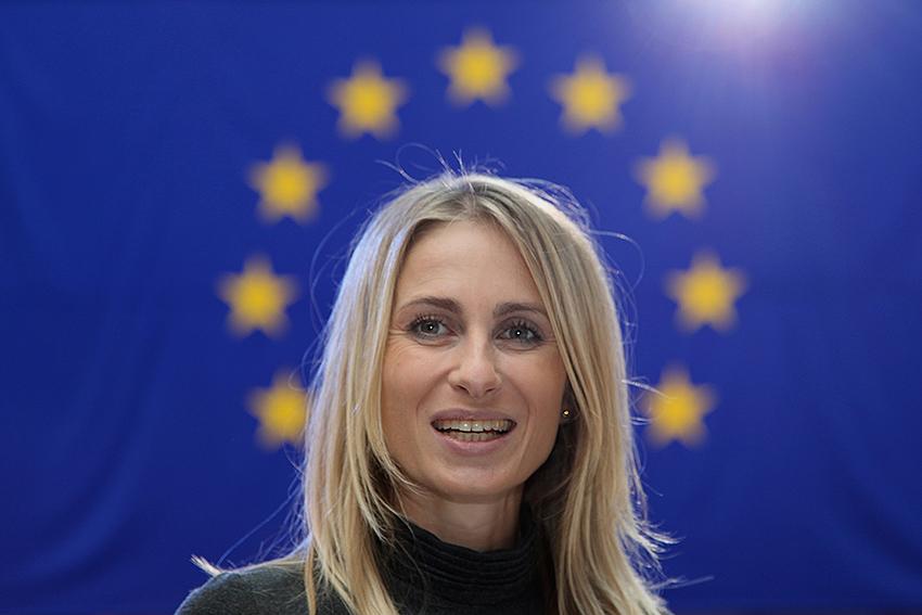 Česká europoslankyně Dita Charanzová (ANO, ALDE), zdroj: Charanzova.cz