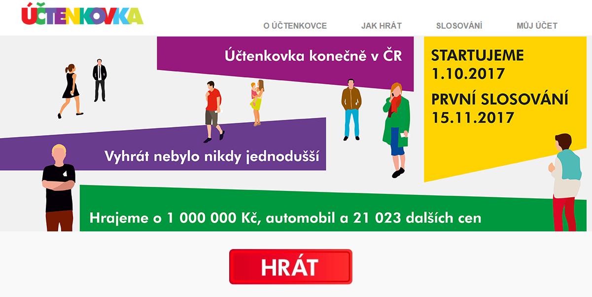 Finance Spousti Uctenkovou Loterii Od 1 Rijna Ekonomicky Denik